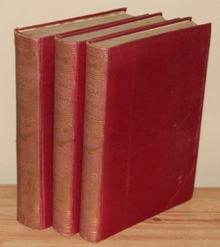 The Pageant of Nature - Three volume set by P. Chalmers Mitchell